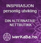 Besøk Merkaba, din alternative nettbutikk, stort utvalg, gode priser, rask levering.