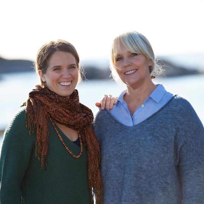 To damer, arrangører av neurotraining undervisning